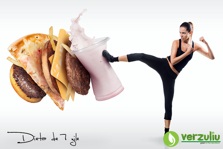 Dieta cu mere 7 zile forum
