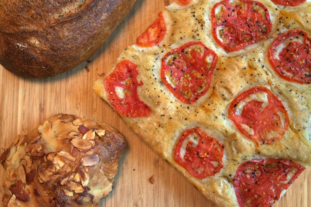 Reteta de paine pentru petreceri - Foccacia delicioasa